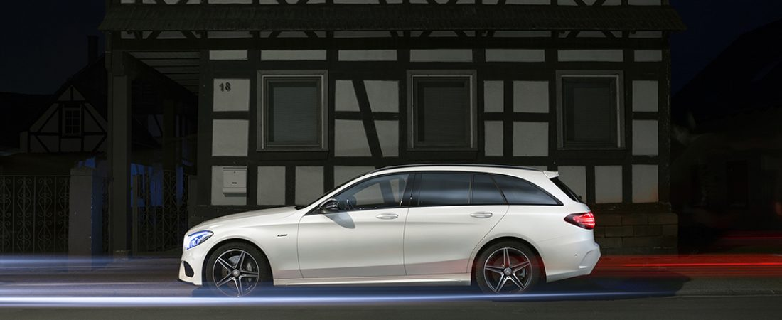 C450 AMG T-Model – My 2nd project with Mercedes-Benz