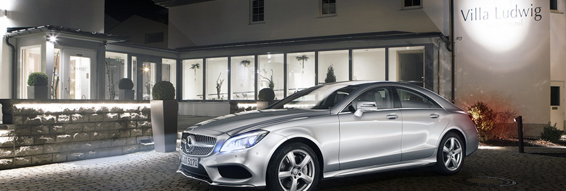 Peter goes big – My first ever shooting for Mercedes-Benz